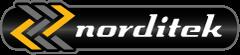 Maskiner för återvinning & förädling av avfall/material – Norditek Logo