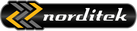 Maskiner för återvinning & förädling av avfall/material – Norditek Retina Logo